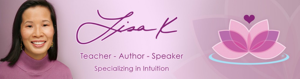 Lisa K. The Intuition Expert