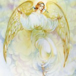 "Watercolor ""Angel"""
