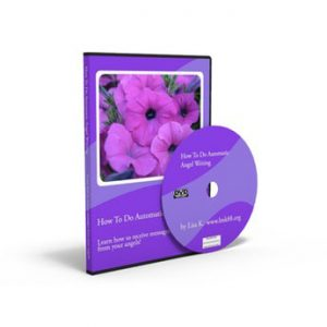 How To Do Automatic Angel Writing [DVD]